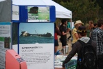 ForestEthics was among Info Fair participants who let attendees know about ways to make a difference in their communities, including taking action on the proposed Enbridge tar sands pipeline